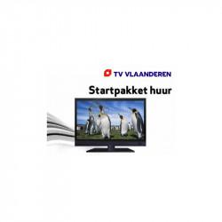 Pack Location TV Vlaanderen